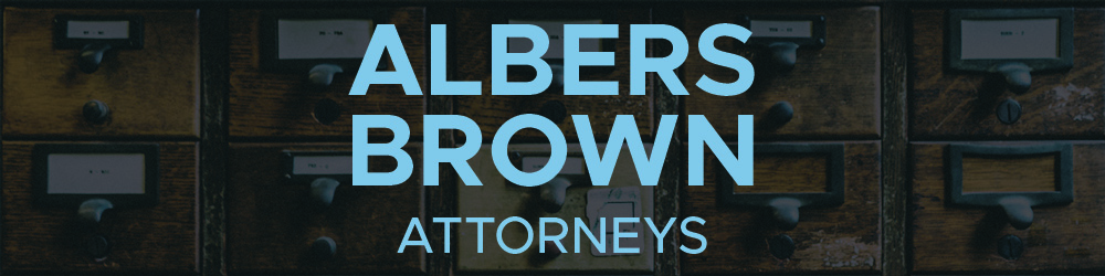 Albers Brown Attorneys in Lincoln Nebraska